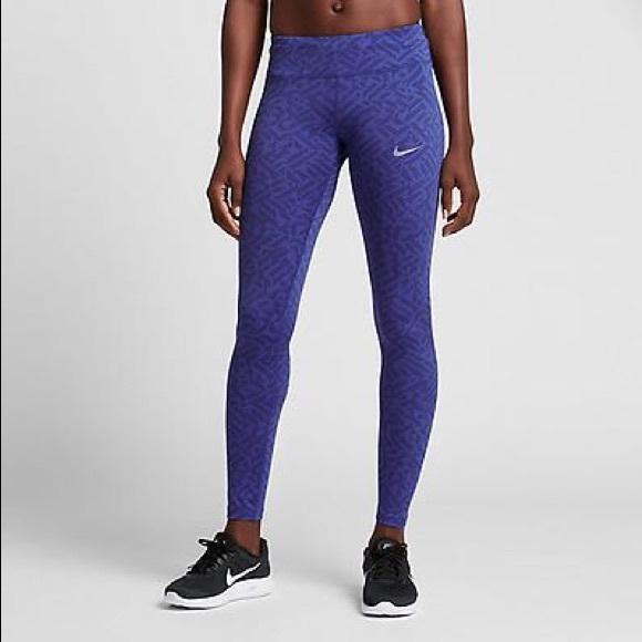 7fe0f288bf8af Nike Pants | Nwt Epic Lux Tights | Poshmark